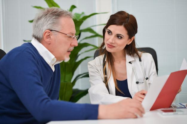 Como entregar um laudo radiológico para pacientes