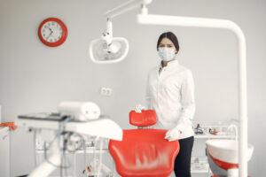 preparar a clínica odontológica