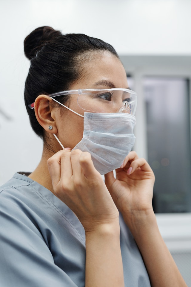 biossegurança na pandemia